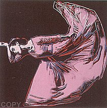 Warhol - 1986 - The Kick, II.389