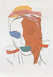 Warhol - 1975 - Ladies and Gentlemen, II.126
