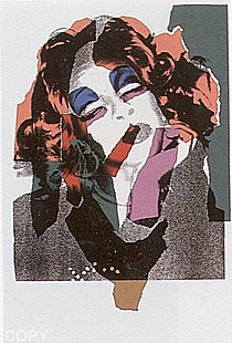 Warhol - 1975 - Ladies and Gentlemen, II.128