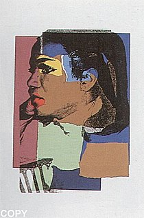 Warhol - 1975 - Ladies and Gentlemen, II.129