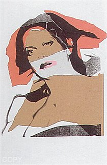 Warhol - 1975 - Ladies and Gentlemen, II.134