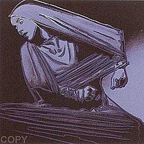 Warhol - 1986 - Lamentation, II.388