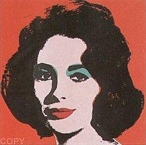 Warhol - 1964 - Liz, II.7