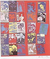 Warhol - 1983 - Love is a Pink Cake