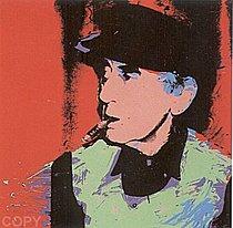 Warhol - 1974 - Man Ray, II.148