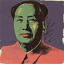 Warhol - 1972 - Mao, II.93