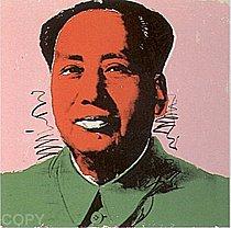 Warhol - 1972 - Mao, II.94