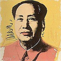 Warhol - 1972 - Mao, II.97