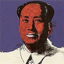 Warhol - 1972 - Mao, II.98