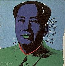 Warhol - 1972 - Mao, II.99