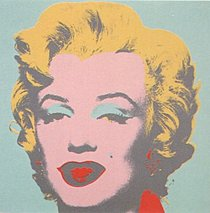 Warhol - 1967 - Marilyn Monroe, II.23