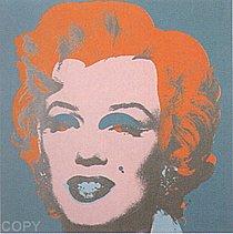 Warhol - 1967 - Marilyn Monroe, II.29