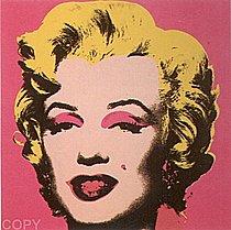 Warhol - 1967 - Marilyn Monroe, II.31