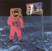 Warhol - 1987 - Moonwalk, II.405