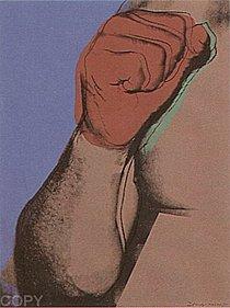 Warhol - 1978 - Muhammad Ali, II.181