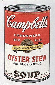 Warhol - 1969 - Oyster Stew, II.60