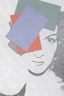 Warhol - 1975 - Paloma Picasso, II.121