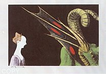 Warhol - 1984 - Paolo Uccello, St. George and the Dragon, 1460, II.324