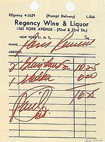 Warhol - 1967 - Paris Review, II.18