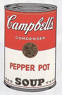 Warhol - 1968 - Pepper Pot, II.51