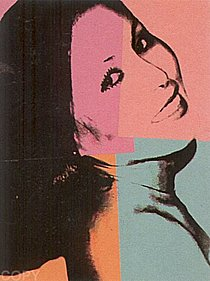 Warhol - 1977 - Sachiko, II.154