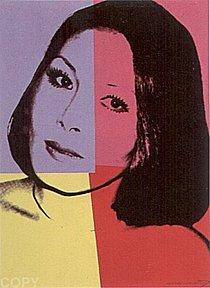 Warhol - 1977 - Sachiko, II.155