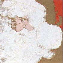 Warhol - 1981 - Santa Claus, II.266