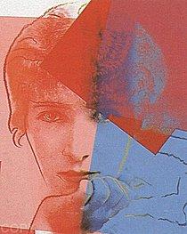 Warhol - 1980 - Sarah Bernhardt, II.234