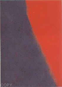 Warhol - 1979 - Shadows II, II.213