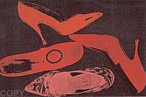 Warhol - 1980 - Shoes, II.253