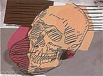 Warhol - 1976 - Skulls, II.157