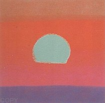 Warhol - 1972 - Sunset, II.87