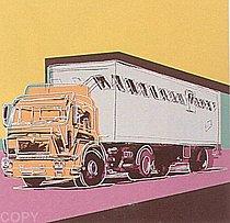 Warhol - 1985 - Truck, II.367