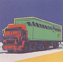 Warhol - 1985 - Truck, II.368