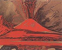 Warhol - 1985 - Vesuvius, II.365