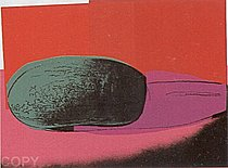 Warhol - 1979 - Watermelon, II.199