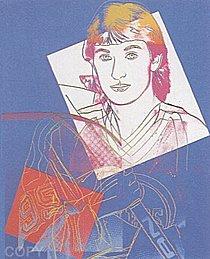 Warhol - 1984 - Wayne Gretzky #99, II.306