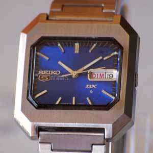 Seiko 5 Automatic Watch - 6106-5480