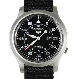 Seiko 5 Automatic Watch - SNK809