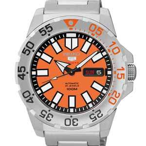Seiko 5 Automatic Watch - SRP483