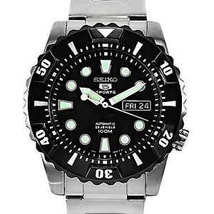 Seiko 5 Automatic Watch - SNZJ19
