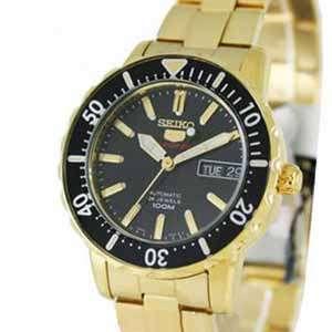 Seiko 5 Automatic Watch - SRP196