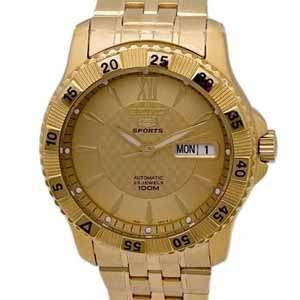 Seiko 5 Automatic Watch - SNZJ36