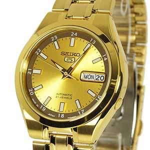 Seiko 5 Automatic Watch - SNKG26