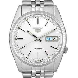 Seiko 5 Automatic Watch - SNXJ89