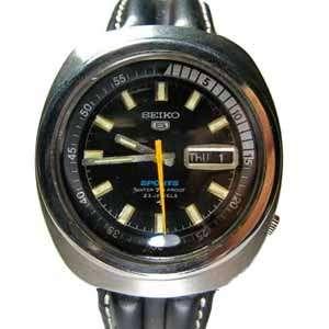 Seiko 5 Automatic Watch - 5126-6010