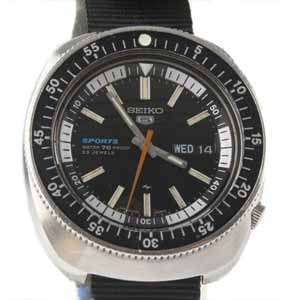 Seiko 5 Automatic Watch - 5126-6030
