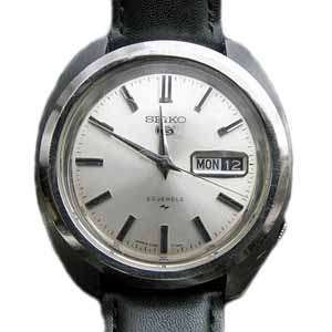 Seiko 5 Automatic Watch - 5126-7020