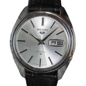 Seiko 5 Automatic Watch - 5126-8040