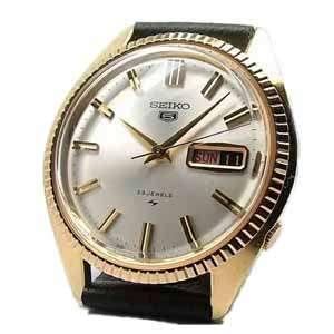 Seiko 5 Automatic Watch - 5126-8050
